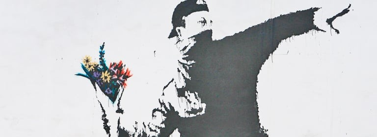 Bansky in mostra osimo